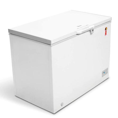 Freezer Horizontal Branco Midea 295L 127V