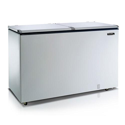 Freezer Horizontal Efh500s Esmaltec 220v 505 Litros 2 Portas