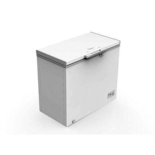 Freezer Midea Branco 202l
