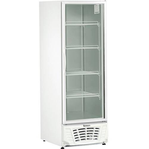 Freezer Vertical Dupla Acao 575 Litros Porta Vidro Aquecida
