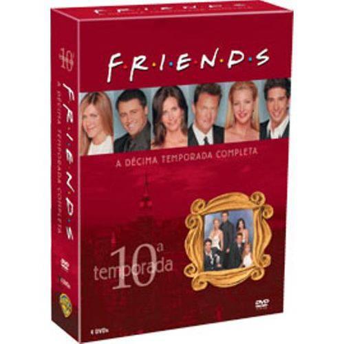 Friends - 10ª Temporada Completa (Digipack)