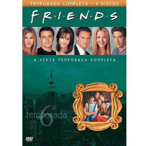 Friends - 6ª Temporada Completa (Digipack)