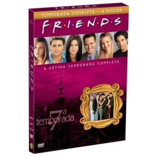 Friends - 7ª Temporada Completa - 4 DVDs