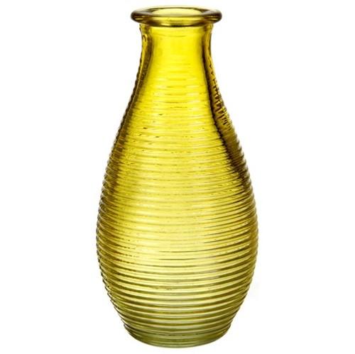 Frisy Vaso 14 Cm Amarelo