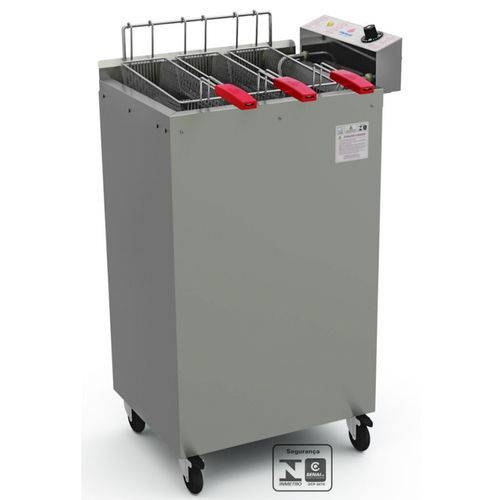 Fritadeira Água e Óleo Elétrica 20 Litros Pr-2000E 220volts Progás