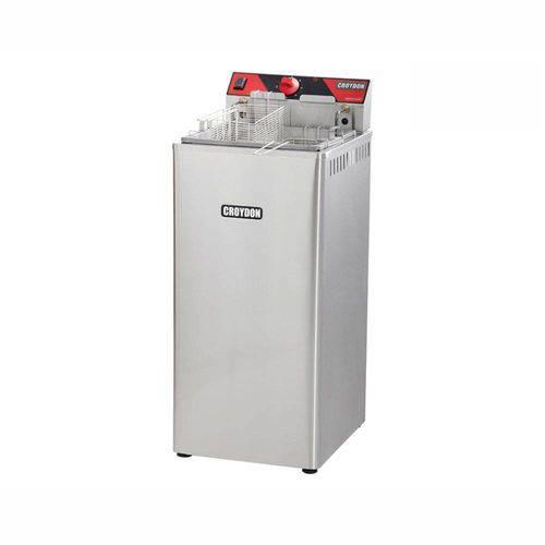 Fritadeira Elétrica Água e Óleo 5000w Fa25