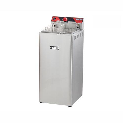Fritadeira Elétrica Água e Óleo FA25 Croydon Fritadeira Água e Óleo 25 Litros 220v
