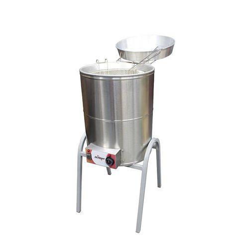 Fritadeira Elétrica Água e Óleo Inox de Piso Fcr-n
