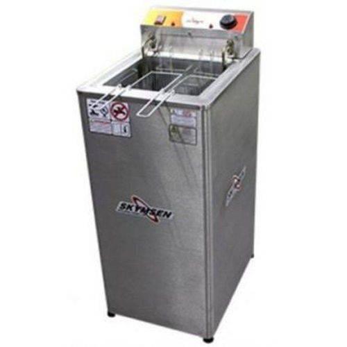 Fritadeira Elétrica Água e Óleo Inox de Piso Frp-18