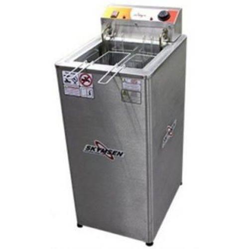 Fritadeira Elétrica Água e Óleo Inox Frp-18 Skymsen - 220v