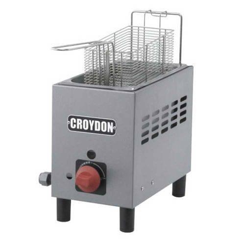 Fritadeira Gás Inox F1ag Croydon