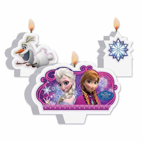 Frozen Kit Vela C/3 - Regina
