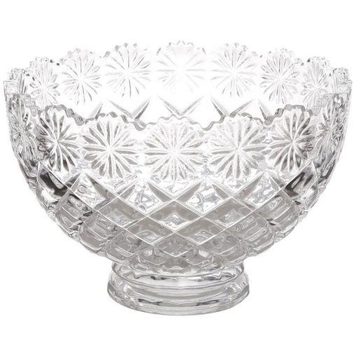 Fruteira Diamond I de Cristal 3324 Lyor