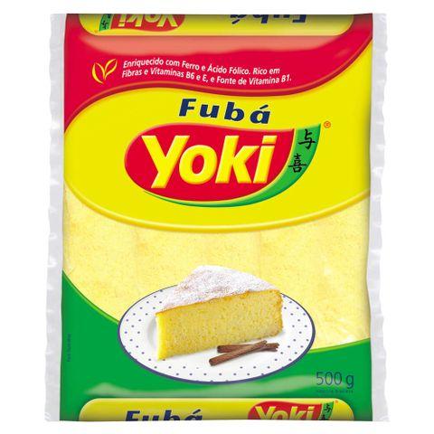 Fubá 500g - Yoki