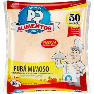 Fubá Mimoso PQ 500g
