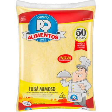 Fubá Mimoso PQ 5kg