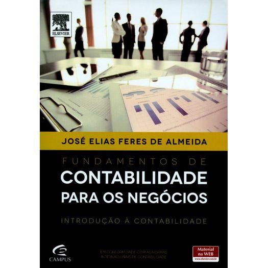 Fundamentos de Contabilidade para os Negocios - Elsevier/Alta Books