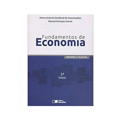 Fundamentos de Economia 5ªed. - Saraiva