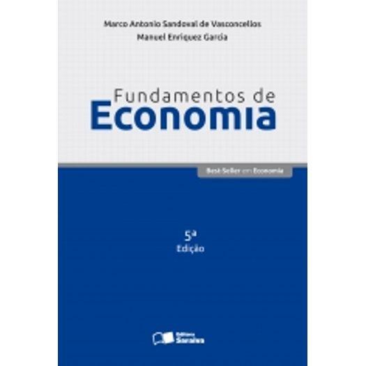 Fundamentos de Economia - Saraiva - 5 Ed