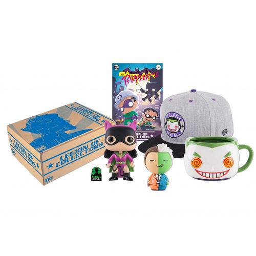 Funko Box Collectors Batman Villains