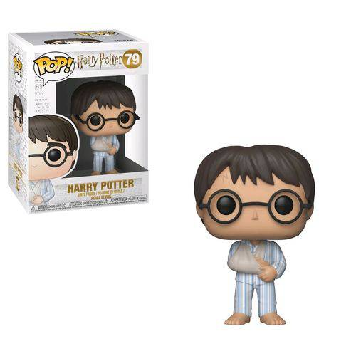 Funko Pop Harry Potter: Harry In Pijama #79