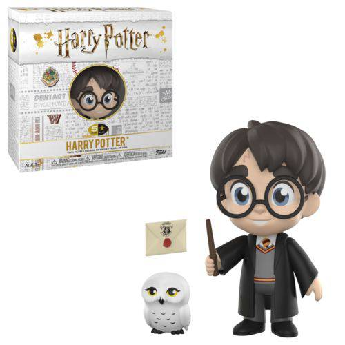 Funko Pop! Movies: Harry Potter - 5 Star Harry Potter