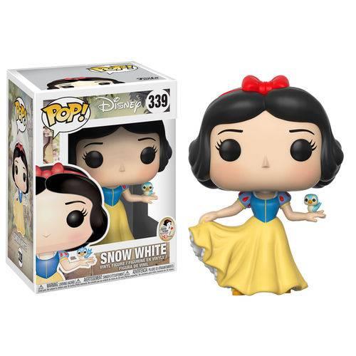 Funko Pop Snow White 339 Branca de Neve Disney Boneco