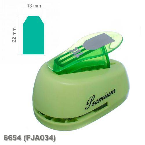 Furador Artesanal Jumbo Premium - Tag 6654 (FJA034) - Toke e Crie