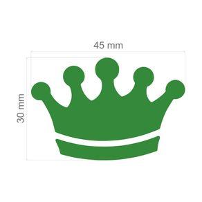 Furador Extra Gigante Coroa 2 Ref.13559-FEGA031 Toke e Crie