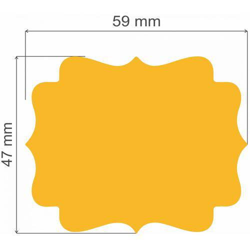 Furador Gigante Plus Alavanca 2,5'' Tag Clássico 2 - FGPA113