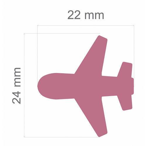 Furador Jumbo Avião Ref.20315-fja108 Toke e Crie