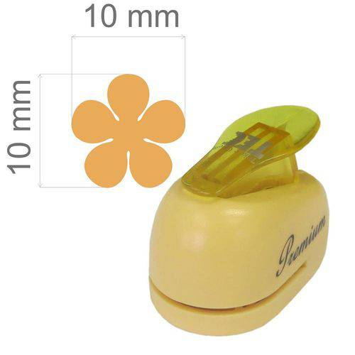 Furador Mini Premium - Flor Hélice
