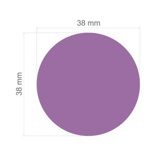 Furador P/Papel-Gigante Circulo Escalope 35Mm Toke e Crie