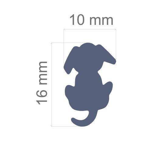 Furador Regular Alavanca (Papel) Cachorro