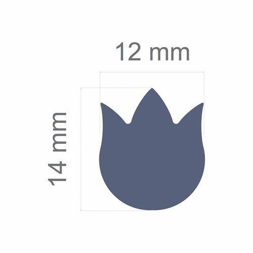 Furador Regular Alavanca (Papel) Tulipa