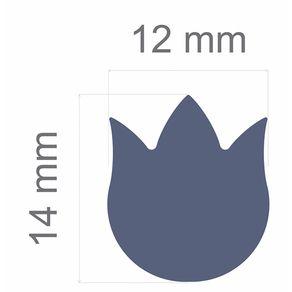 Furador Regular Tulipa Ref.20312-FRA096 Toke e Crie