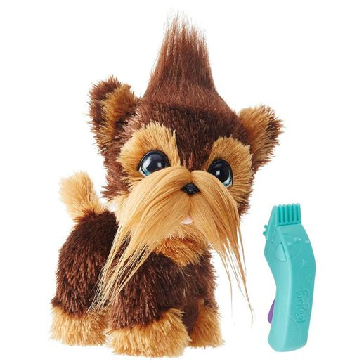 FurReal Doggo Cabeludo - Hasbro