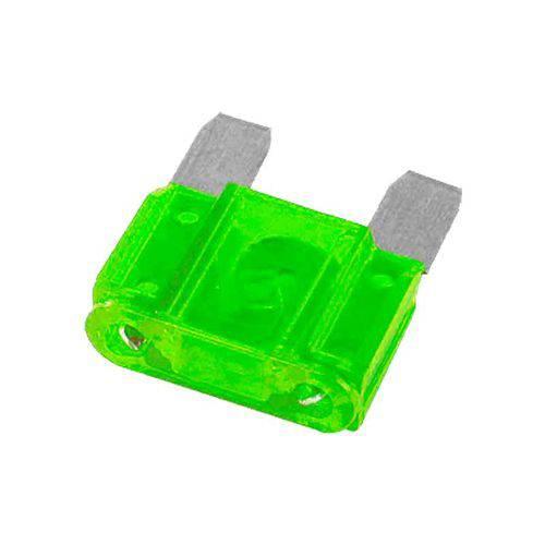 Fusível de Lamina Maxi Automotivo 20 Amperes - Pacote com 5 Peças