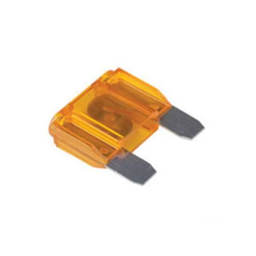 Fusivel Lamina Maxi 40 Amperes-laranja