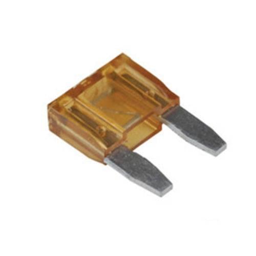 Fusivel Lamina Mini 05 Amperes-caramelo