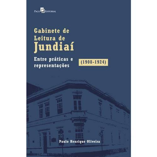 Gabinete de Leitura de Jundiaí: Entre Práticas e Representações (1908-1924)