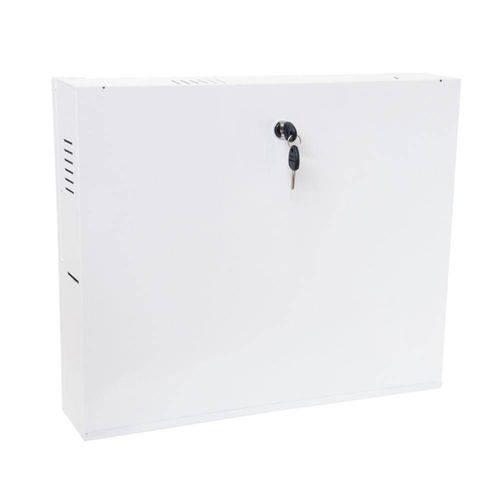 Gabinete Metálico Organizador Cftv Orion Hd 3000 para 4 Canais Sistema Analógico ou Hd Onix