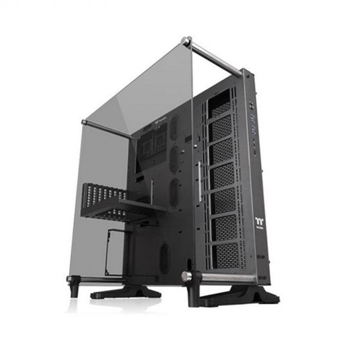 Gabinete ThermalTake P5 TG Sp Gray CA-1E7-00M9WN-0 | InfoParts