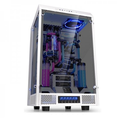 Gabinete Thermaltake The Tower 900 Snow Tg, Ca-1h1-00f6wn-00
