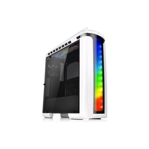 Gabinete ThermalTake Versa C22 RGB Snow CA-1G9-00M6WN-03
