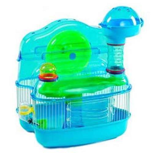 Gaiola Mr Pet para Hamster Mr House - Space