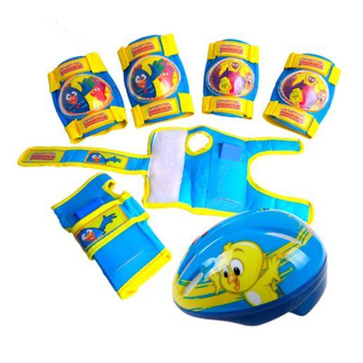 Galinha Pintadinha Kit de Segurança - Astro Toys
