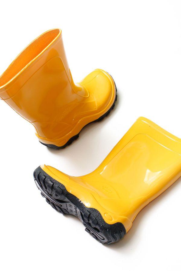 Galocha 20 - Amarelo