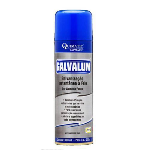 Galvanização a Frio Galvalum Spray 300ml - DN1 - TAPMATIC