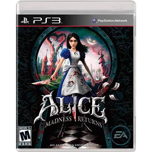Game Alice Madness Returns - PS3